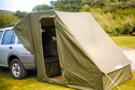 Caranex Europe H3 & Car awnings car tent camping accessories - Caranex